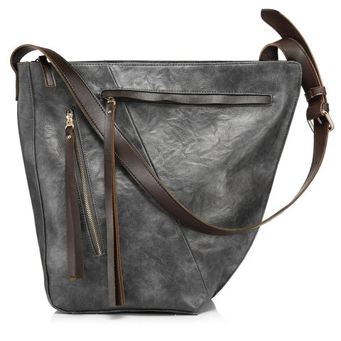 Arielle - Grey - Shoulder Bag