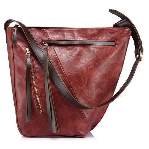 Arielle - Cranberry - Shoulder Bag