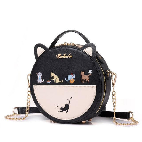 CatPlay - Black - Shoulder Bag