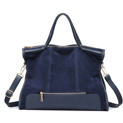 Jasper - Royal Blue - Tote Bag
