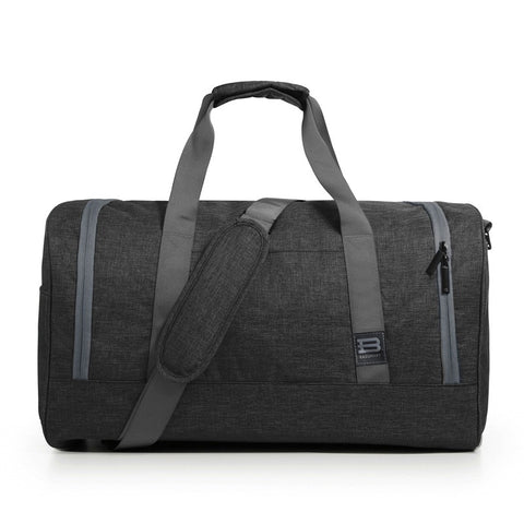 Justin - Dark Grey - Gym Bag