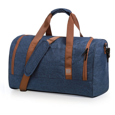 Justin - Royal Blue - Gym Bag