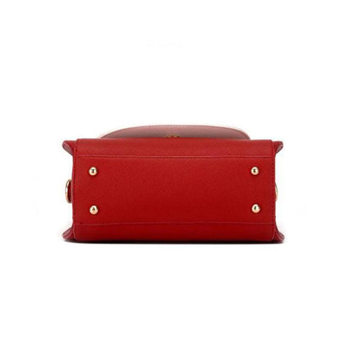 CatScenery - Red - Shoulder Bag