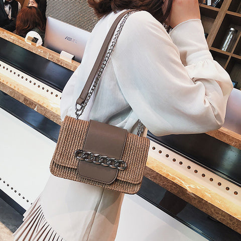 Kaileena - Brown - Clutch
