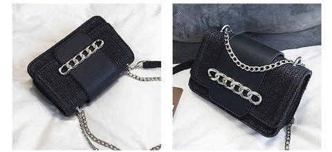 Kaileena - Black - Clutch