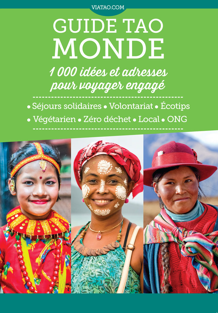 Le guide Tao Monde enfin disponible !