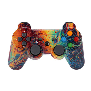 Joypad Wireless Gamepad Premium Bluetooth Colourful Game Player Charge Game Controller Game Console Game Playing