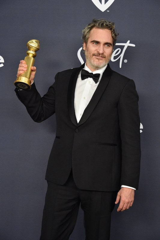 Joaquin Phoenix costume Stella McCartney