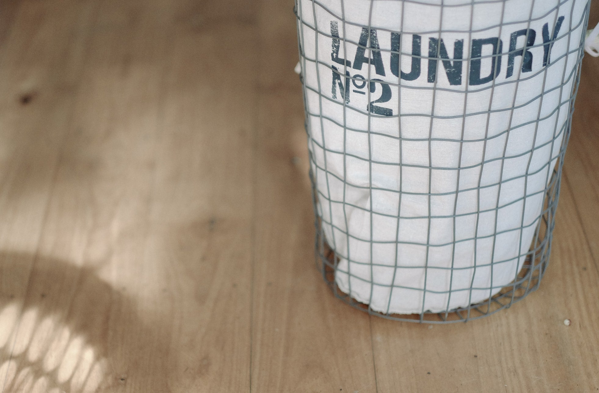 laundry linge menage cleaning do it yourself DIY zero waste