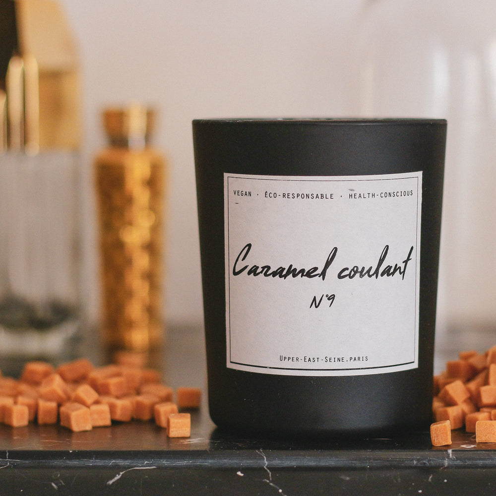 CARAMEL | Bougie gourmande coffee shop