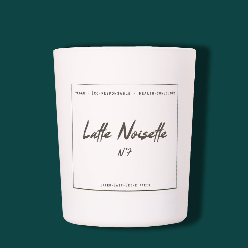 LATTE NOISETTE | Bougie gourmande coffee shop