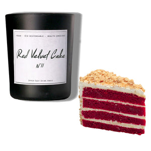 RED VELVET CAKE | Bougie gourmande