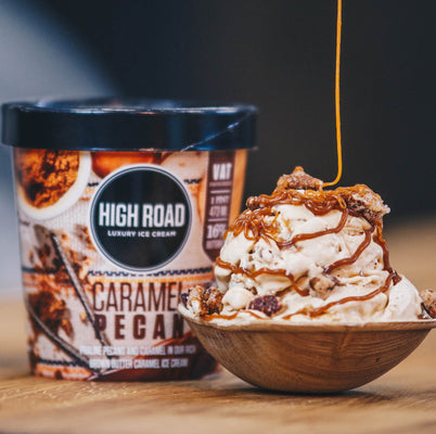 High Road Classics (2 pints of each flavor; 8 pints total) FREE SHIPPING!