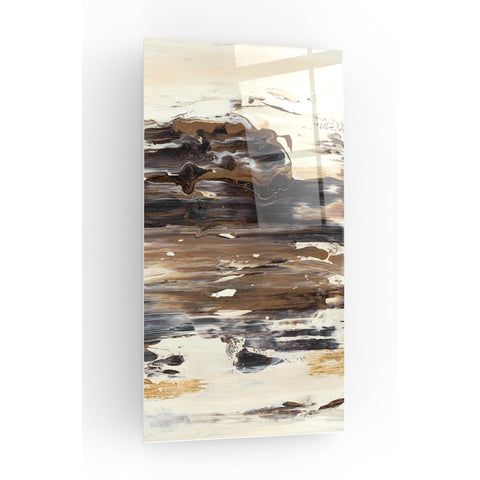 Image of Epic Art 'No Attachment III' by Lila Bramma, Acrylic Glass Wall Art
