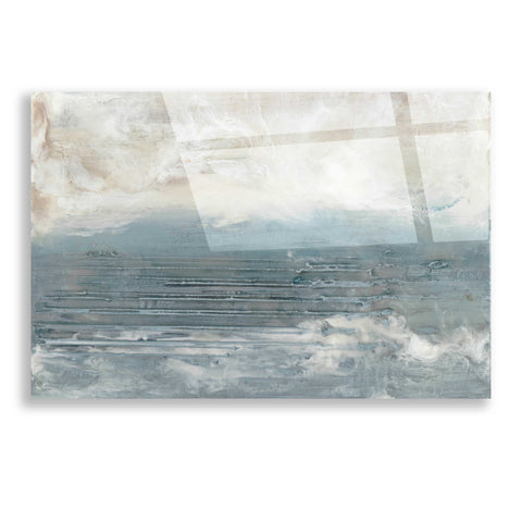 Image of Epic Art 'Pale Blue I' by Lila Bramma, Acrylic Glass Wall Art