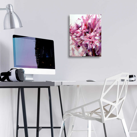 Image of Epic Art 'Lily' by Alexander Gunin, Acrylic Glass Wall Art,12x16