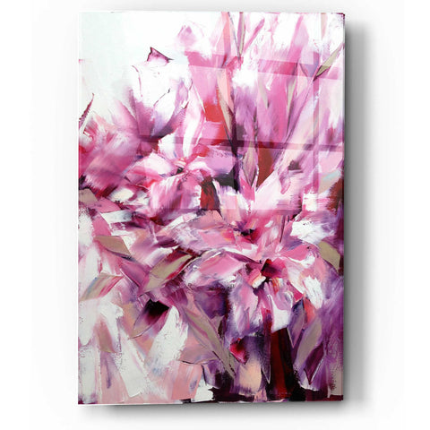 Image of Epic Art 'Lily' by Alexander Gunin, Acrylic Glass Wall Art