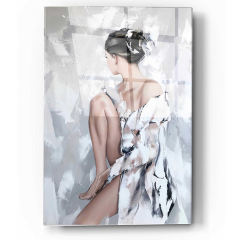 Image of Epic Art 'Nadia' by Alexander Gunin, Acrylic Glass Wall Art