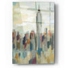 Epic Art 'New York Impression' by Silvia Vassileva, Acrylic Glass Wall Art