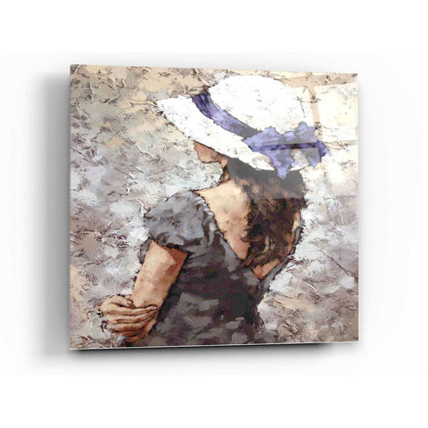 Image of Epic Art 'Sun Hat' by Alexander Gunin, Acrylic Glass Wall Art