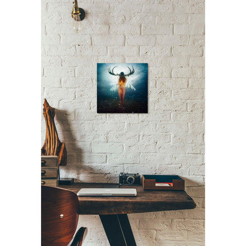 "Image of ""Shelter"" by Mario Sanchez Nevado, Giclee Canvas Wall Art"