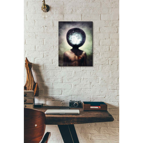 "Image of ""Feel"" by Mario Sanchez Nevado, Giclee Canvas Wall Art"