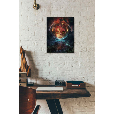 """Labyrinth"" by Mario Sanchez Nevado, Giclee Canvas Wall Art"