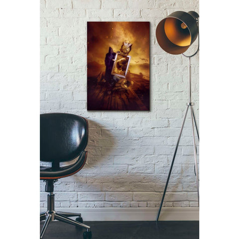 "Image of ""Speed"" by Mario Sanchez Nevado, Giclee Canvas Wall Art"