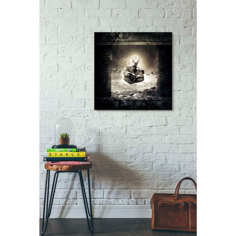"""The God That Failed"" by Mario Sanchez Nevado, Giclee Canvas Wall Art"