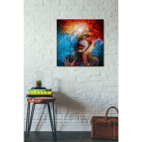 "Image of ""Dethroned"" by Mario Sanchez Nevado, Giclee Canvas Wall Art"