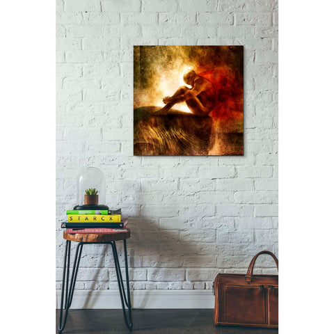 "Image of ""Exile"" by Mario Sanchez Nevado, Giclee Canvas Wall Art"