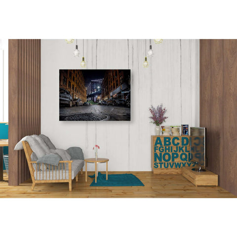 'DUMBO, New York City' by Nicklas Gustafsson, Giclee Canvas Wall Art