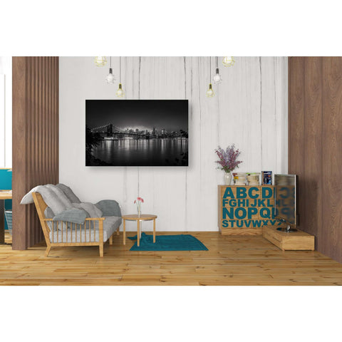 Image of 'Bright Lights of New York' by Nicklas Gustafsson, Giclee Canvas Wall Art