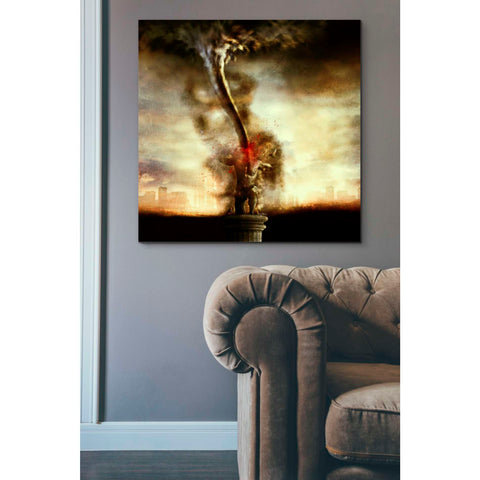 """2009"" by Mario Sanchez Nevado, Giclee Canvas Wall Art"
