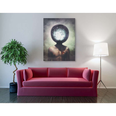 """Feel"" by Mario Sanchez Nevado, Giclee Canvas Wall Art"