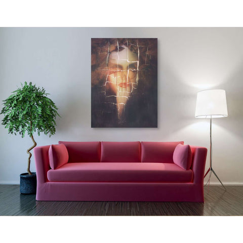 """Leaves"" by Mario Sanchez Nevado, Giclee Canvas Wall Art"