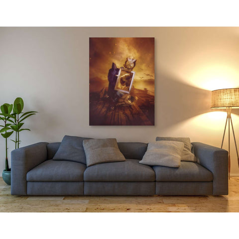 """Speed"" by Mario Sanchez Nevado, Giclee Canvas Wall Art"