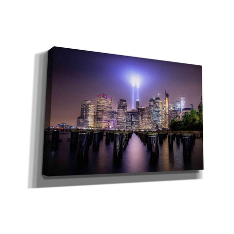 Image of 'Spirit Of New York II' by Nicklas Gustafsson Canvas Wall Art