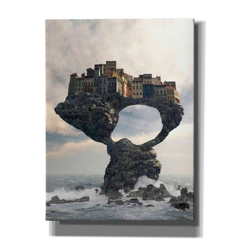 Image of 'Precarious' by Cynthia Decker, Canvas Wall Art