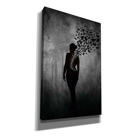 """The Butterfly Transformation"" by Nicklas Gustafsson, Giclee Canvas Wall Art"