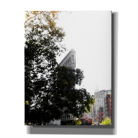 Image of 'Flatiron Autumn' by Nicklas Gustafsson, Giclee Canvas Wall Art