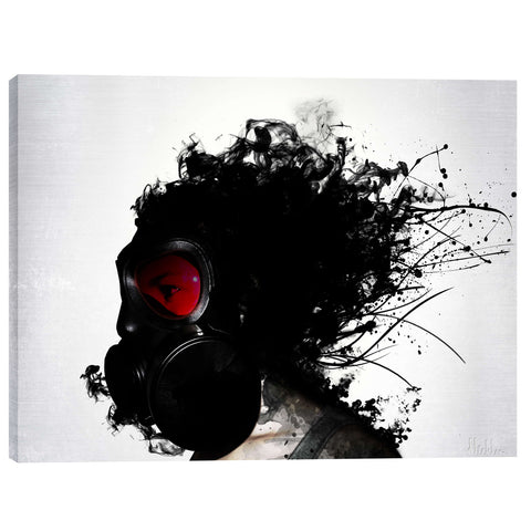 """Ghost Warrior"" by Nicklas Gustafsson, Giclee Canvas Wall Art"