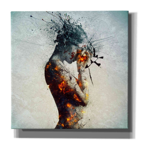 """Deliberation"" by Mario Sanchez Nevado, Giclee Canvas Wall Art"