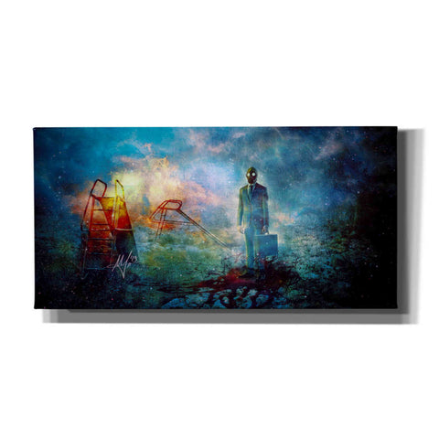 """Grief"" by Mario Sanchez Nevado, Giclee Canvas Wall Art"