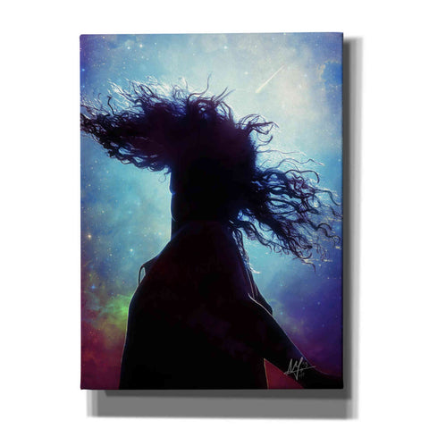 """Make A Wish"" by Mario Sanchez Nevado, Giclee Canvas Wall Art"