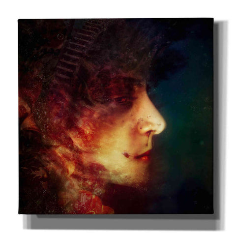 """A Moment of Doubt"" by Mario Sanchez Nevado, Giclee Canvas Wall Art"