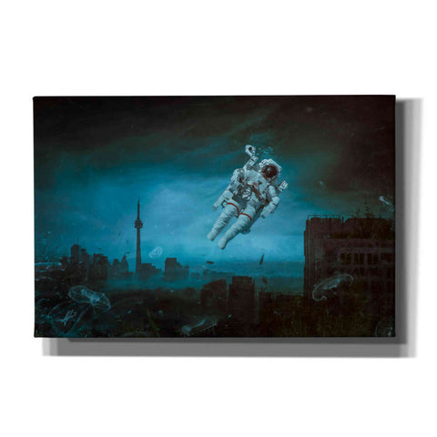 "Image of ""Sometimes"" by Mario Sanchez Nevado, Giclee Canvas Wall Art"