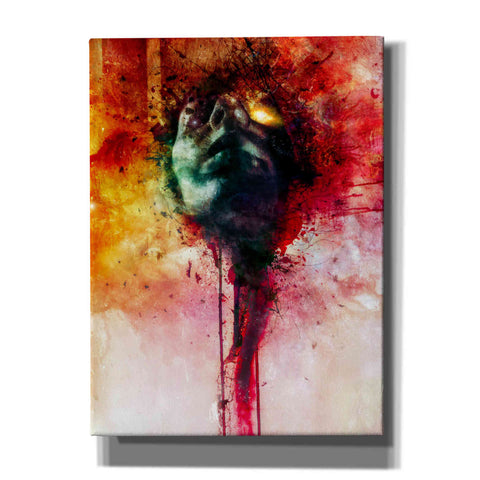 """W.O.U.N.D.S"" by Mario Sanchez Nevado, Giclee Canvas Wall Art"
