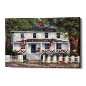 """American Roots"" by Chuck Pinson, Giclee Canvas Wall Art"