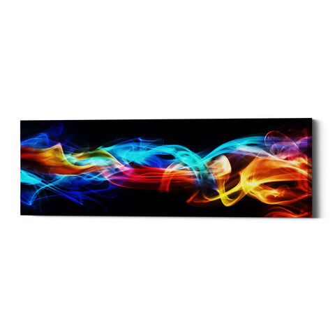 Smokey Haze Giclee Canvas Print Wall Art